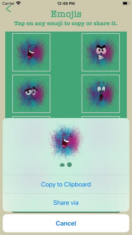 Emojis For iMessage & WhatsApp screenshot-3