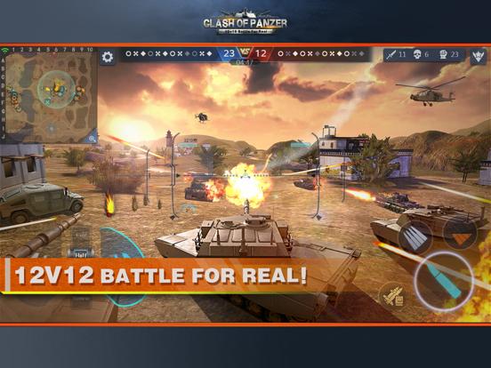 Clash of Panzerのおすすめ画像6