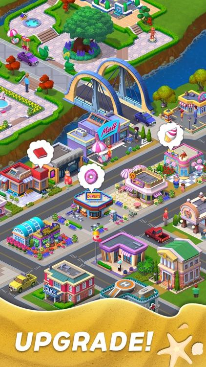 Match Town Makeover: Design 3d screenshot-6