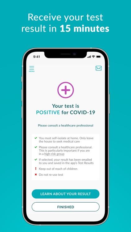 Ellume COVID-19 Home Test screenshot-4