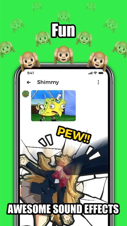 Shimmy - MemeChat | Funny Meme screenshot-4