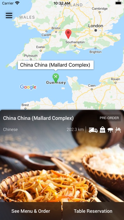 China China (Mallard Complex)