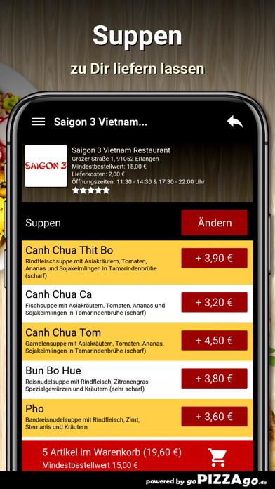 Saigon 3 Erlangen screenshot 5