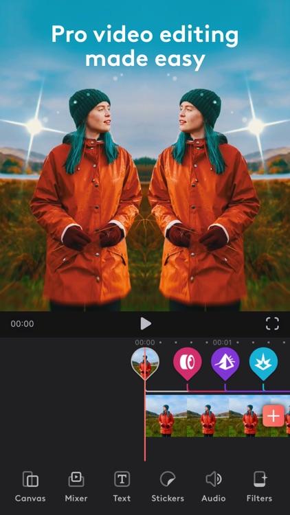 Videoleap Editor by Lightricks screenshot-0