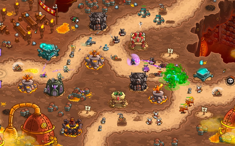 Kingdom Rush Vengeance HD Screenshot