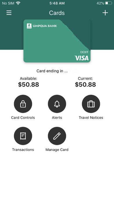 Umpqua PayScreenshot of 1