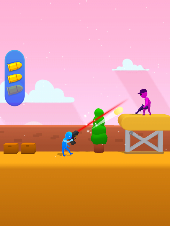Crazy Gun - Bullet Masters screenshot 7