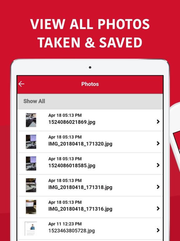 iPad Image of WebWatcher Parent App