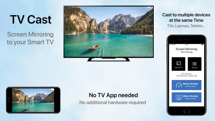 Screen Mirroring ⋆ Miracast TV