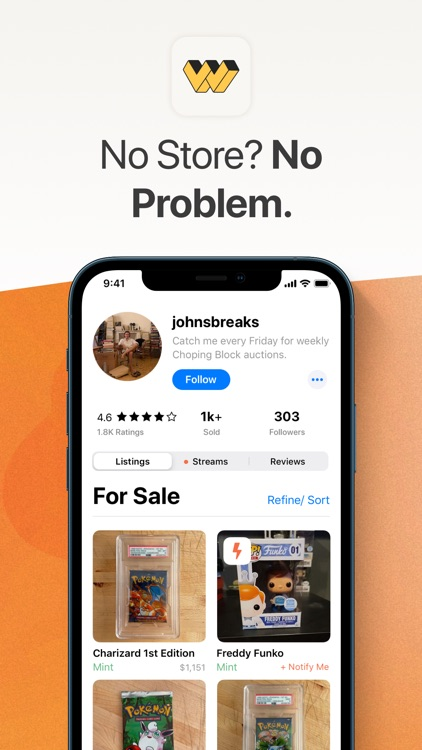 Whatnot: Buy & Sell Together