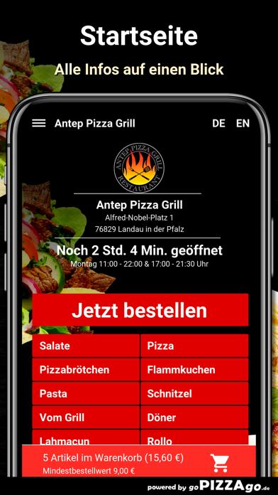 Antep Pizza Grill Landau screenshot 2