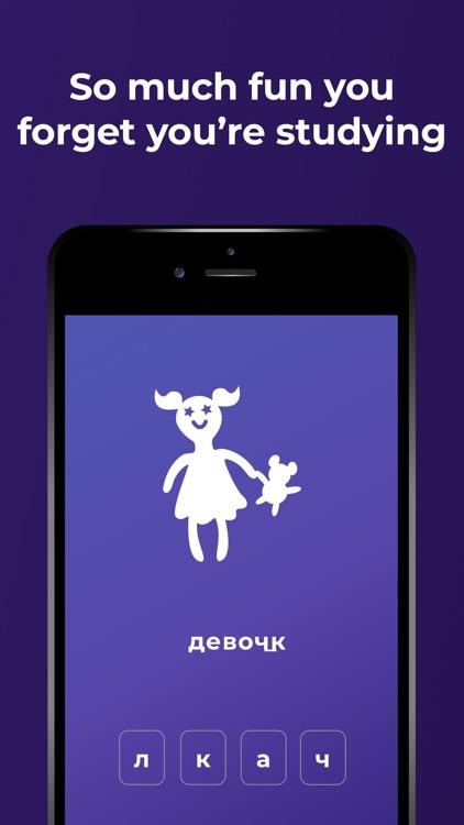 Learn Russian language - Drops screenshot-7