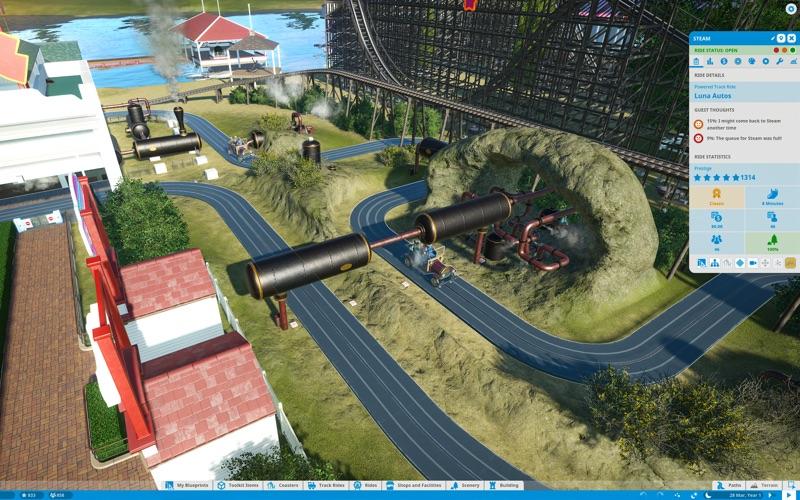 Planet Coaster screenshot 4