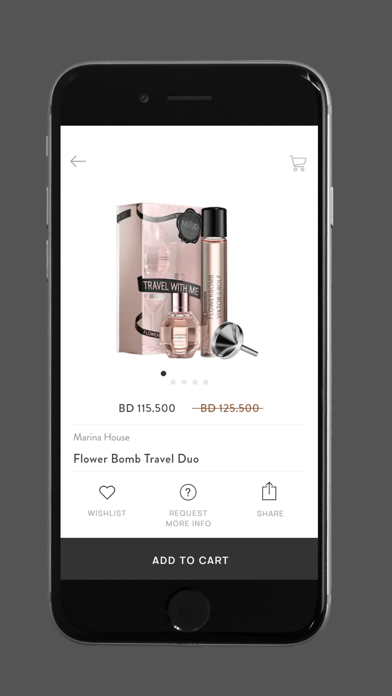 A La Mode Online Shopping screenshot 3