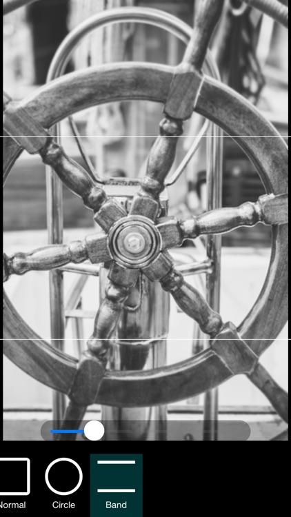 Black and White Picture Camera screenshot-5