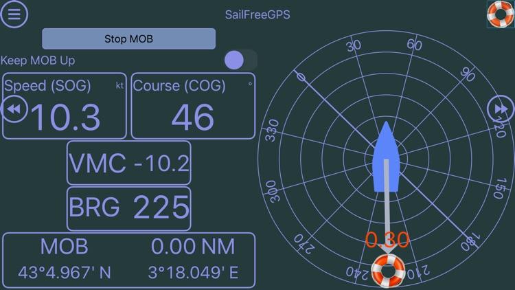 SailFreeGPS screenshot-9
