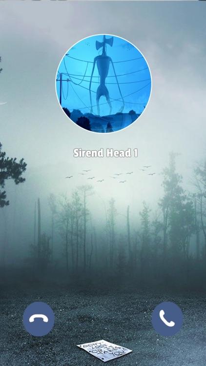 Fear Siren Head Cards