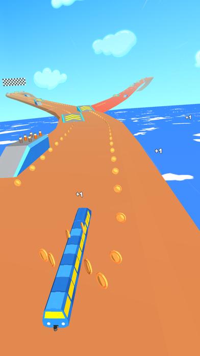 Train Race! screenshot 3