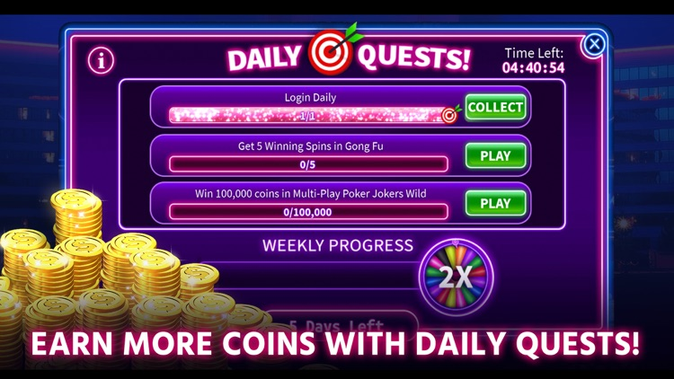 Mystic Slots | Casino Games screenshot-5