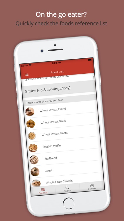 My Dash Diet: #1 Food Tracker screenshot-3