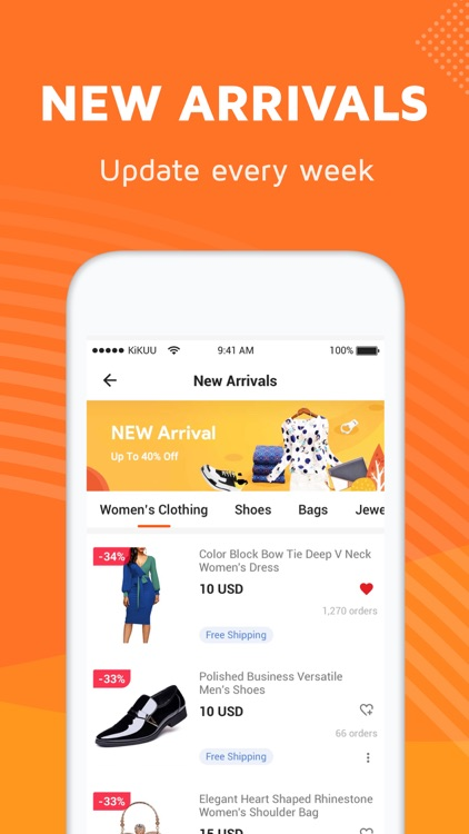 KiKUU: Online Shopping Mall screenshot-5