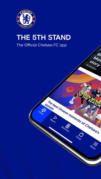 messages.download Chelsea FC - The 5th Stand software
