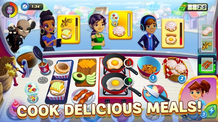 Diner DASH Adventures screenshot-0