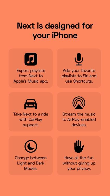 Next: Magic DJs & Playlists screenshot-6
