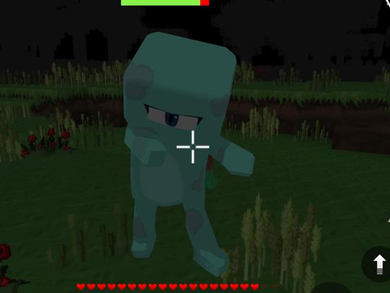 Zombie Craft Dungeons Survival screenshot 8