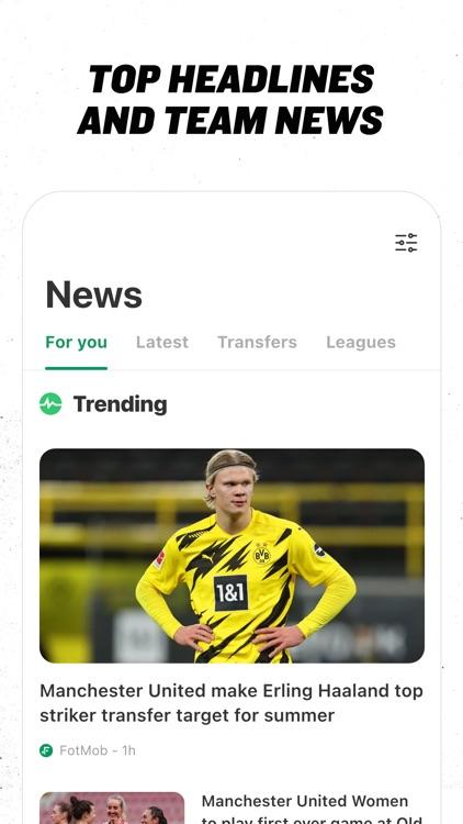 FotMob - Soccer Live Scores screenshot-3
