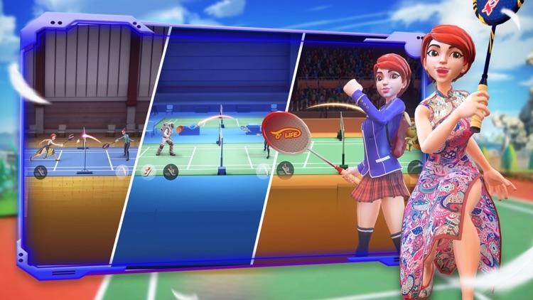 Badminton Blitz -Real PVP Game screenshot-5