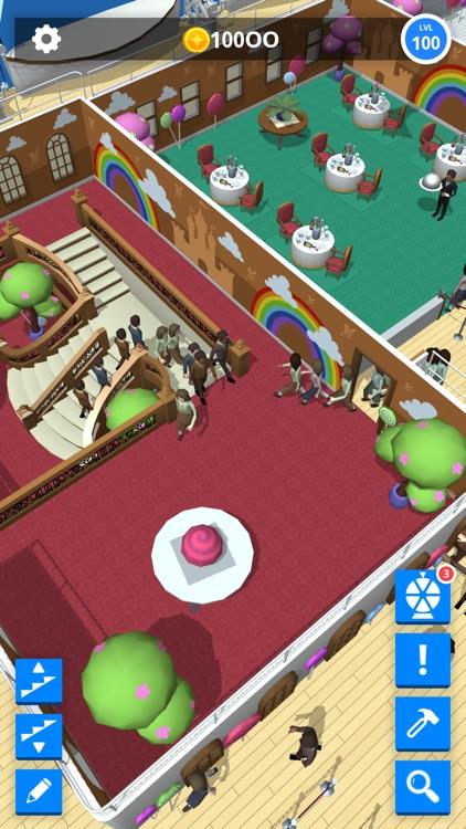 Idle Titanic Tycoon: Ship Game screenshot-7