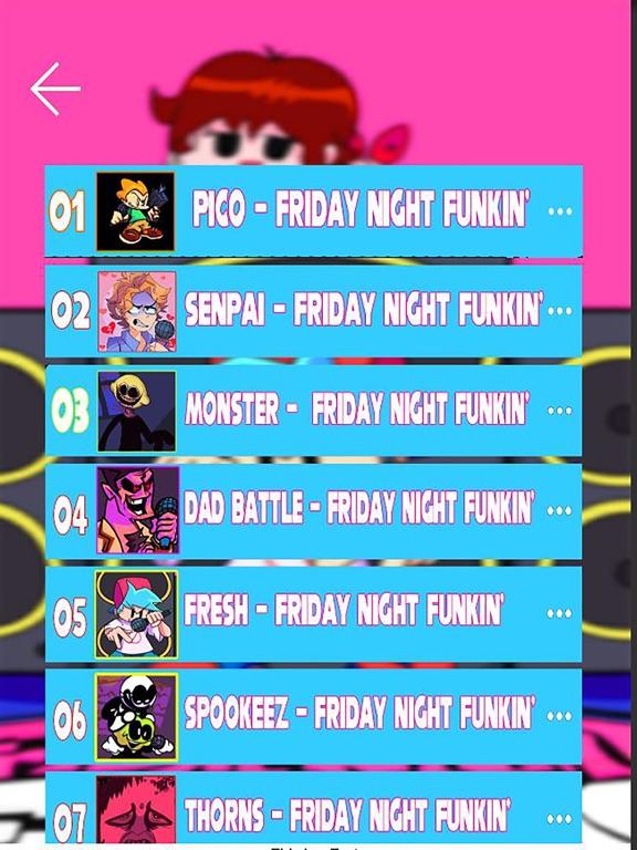 Call Night Funkin Boyのおすすめ画像5