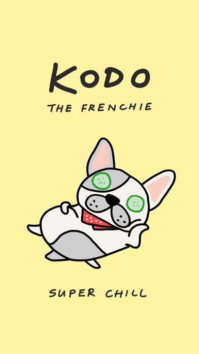 messages.download Kodo the Frenchie software