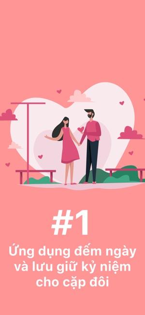 Inlove Widget : Đếm ngày yêu