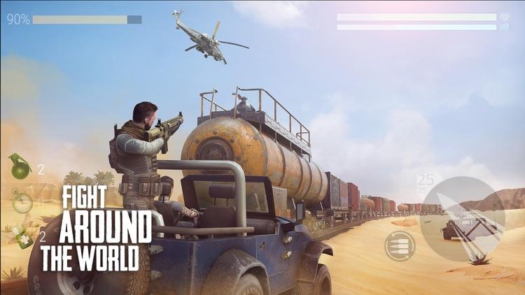 Cover Fire: Gun Shooting games screenshot-3