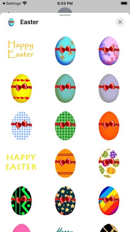 Easter Eggz Sticker Pack