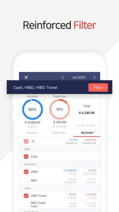 Money Manager Expense & BudgetСкриншоты 4
