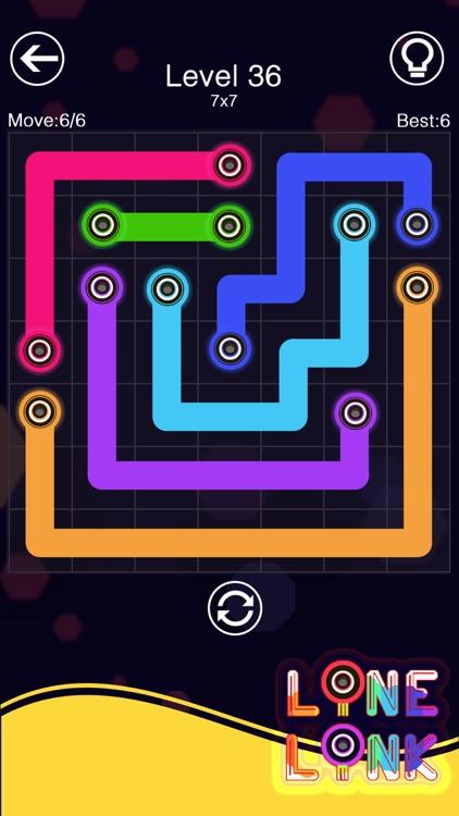 Line Link: Color Block Puzzle screenshot-4