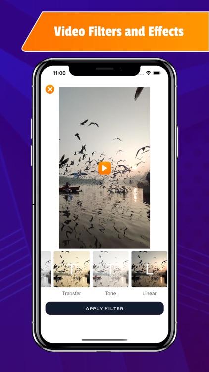 VidLab: Effect Video Maker screenshot-3