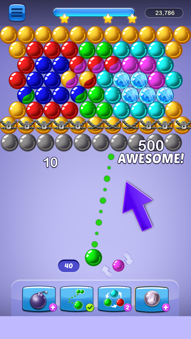 Bubble Classical screenshot 2