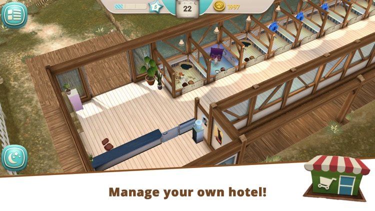 Dog Hotel - Play with dogs screenshot-4