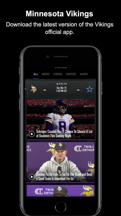 messages.download Minnesota Vikings software