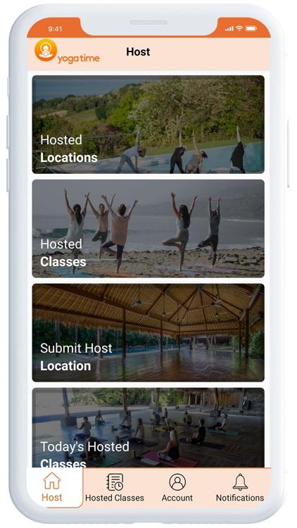 YogaTime - Find Yoga Classes screenshot-6