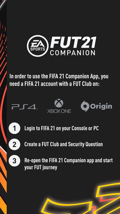 EA SPORTS™ FIFA 21 Companion screenshot-0