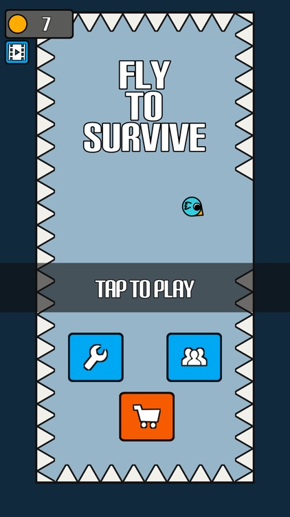 Fly To Survive screenshot-3