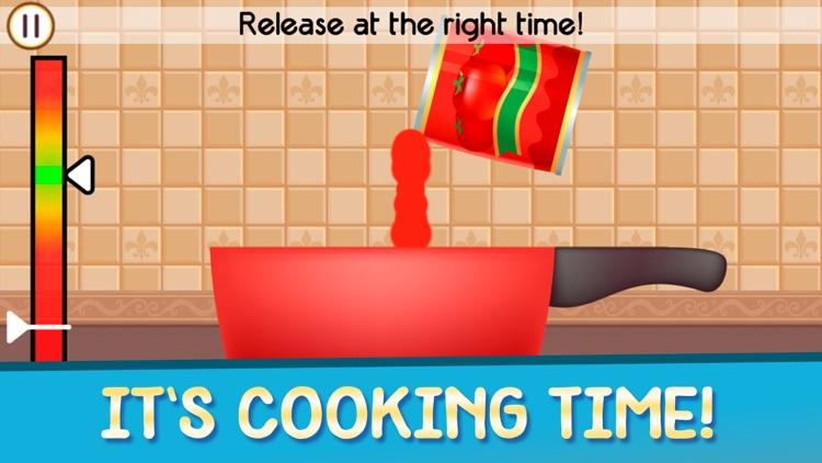 Cookbook Master: Food Games screenshot-0
