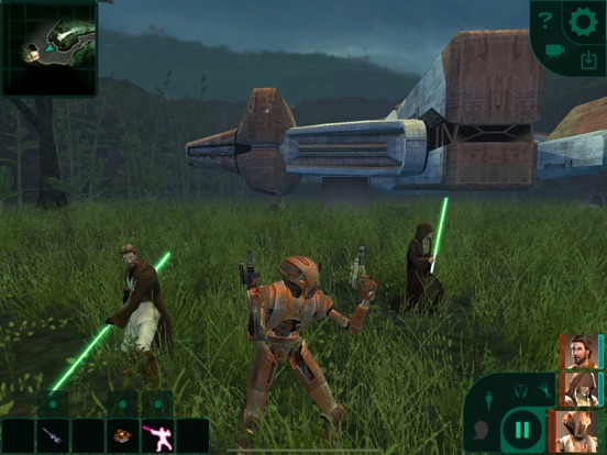 Star Wars™: KOTOR II screenshot 14