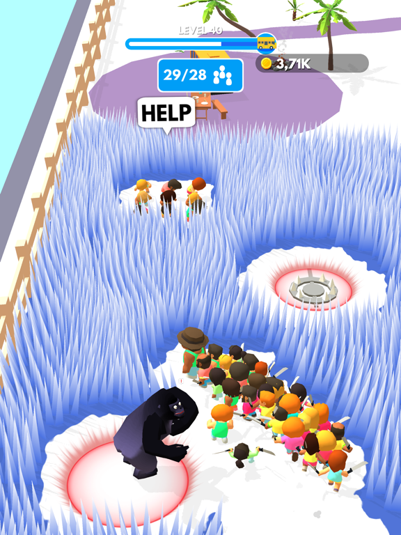 Tourist Rescue screenshot 7