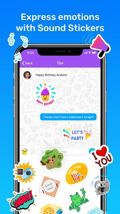 Forbis Messenger screenshot-3